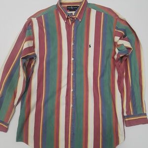Vintage Polo button up shirt